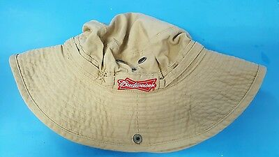 Official Product Budweiser Tan Bucket Hat (M26)