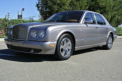 2006 Bentley Arnage R NICELY OPTIONED, DEALER SERVCED, CLEAN CAR-FAX, MUST SEE!