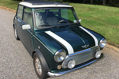 1966 Mini Cooper concertina sun roof 1966 Mini Cooper