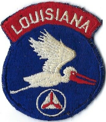 Usaf Civil Air Patrol Louisiana Patch