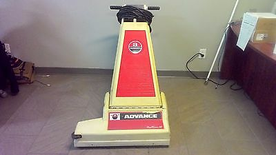 Advance CarpeTriever 28 Wide Area Vacuum Cleaner ~Free Shipping~