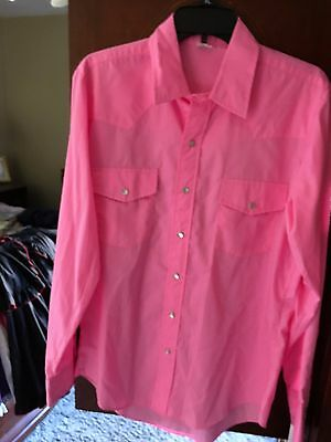 Men's Western Style Shirt