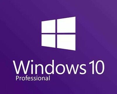 Windows 10 pro 32 / 64 bit full version Same Day processing Retail