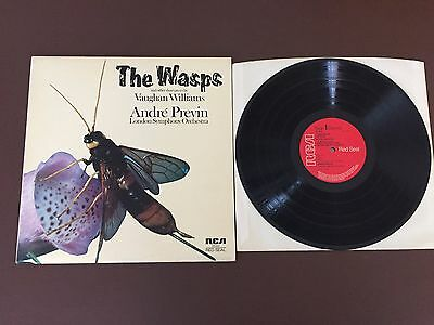 Andre Previn Conducts The Lso - The Wasps Lp On Rca Sb-6868 *nr Mint*