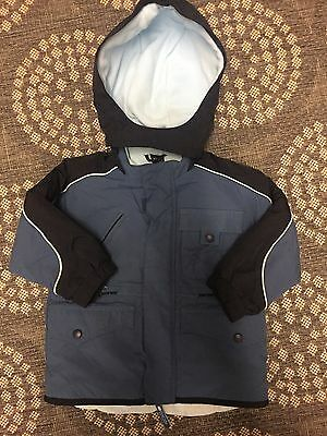 Boys Next Winter Coat Age 3 With Detachable Hood