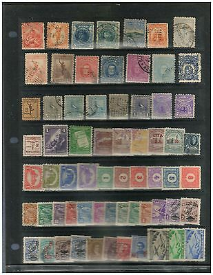 361 URUGUAY Stamp Collection 150 Different Mostly Used / Nice Selection