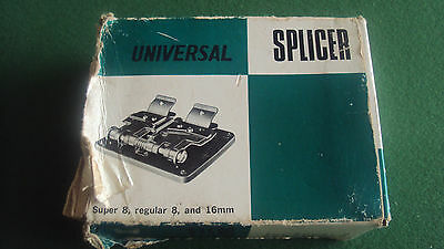 Old Universal Splicer Super 8, Regular 8, And 16Mm