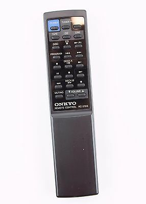 Wholesale Lot of 75 New Onkyo RC-276S Audio Remote Controls for KC103, PCS-103