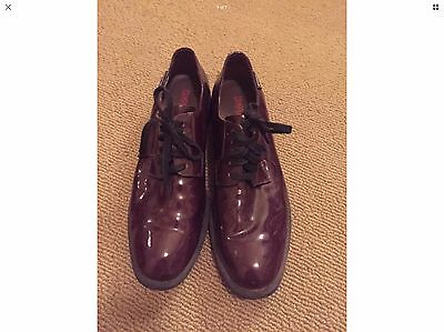 Camper Patent Leather Shoes size 38