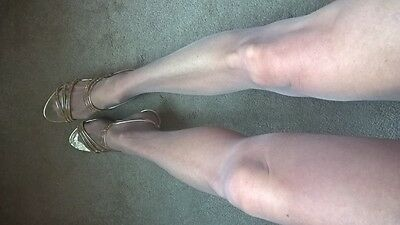 Womens Worn Used Tights