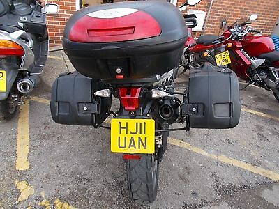 Triumph Tiger 800 Large Panniers and fittngs Hepco & Becker