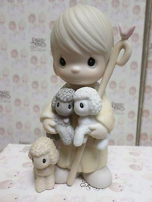 WE BELONG TO THE LORD Precious Moments Figurine By ENESCO 103004 No Box No Bible
