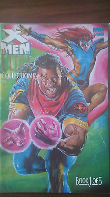 X-Men The Ultra Collection Book 1 of 5 by Marvel Comics