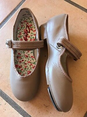 Girls Tap Shoes Size 13 As New