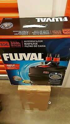New Fluval 306 300L 70-Gallon Canister Filter A212