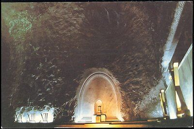 Postcard  - Salt Cathedral,  Zipaquira,  Colombia