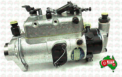 Tractor Fuel Injection Injector Pump Massey Ferguson MF35 35 35X 3 Cylinder Eng.