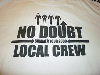 No Doubt Tour Shirt ( Used Size XL ) Very Good Condition!!!