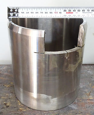 304 Stainless Steel Thick-wall Cylinder- 170mm OD