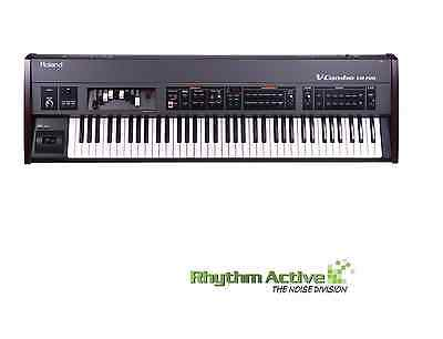 Roland Vr-700 V-Combo 76-Key Digital Stage Keyboard-Drawbar Organ-Synthesizer