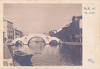 Postcard -  Italy.  Unposted