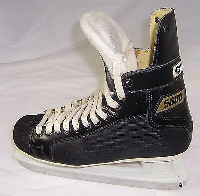 CCM 5000 Vintage Ice Hockey Skates,Men's Size 10 D