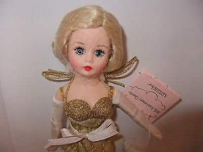 "Madame Alexander 50TH Anniversary Cissette10"" Doll Limited edition 500 new 45975"