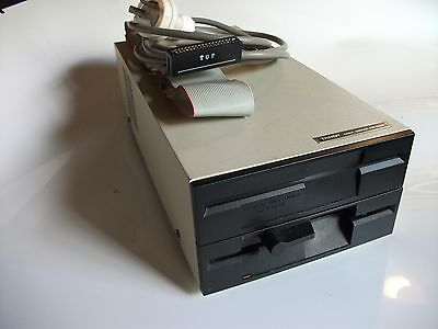 """TRS-80 Colour Computer 5.25"""" External Drive with FD-502 controller"""