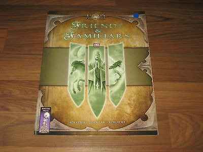 d20 Friends & Familiars Accessory Softcover Bastion Press BAS5001