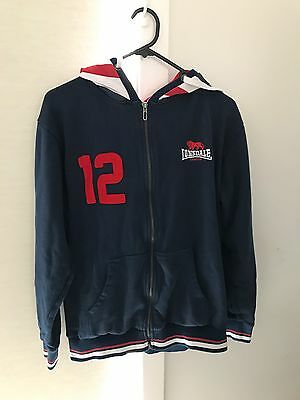 Men's Lonsdale Hoodie Small London Olympics