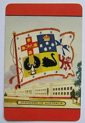 "1950s Coles Named Swap Card - ""STANDARD  OF  AUSTRALIA"""