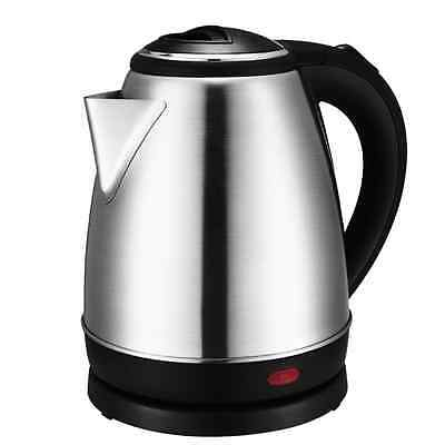 Stainless Steel Electric Kettle – 1500 Watt Cordless Electric Kettle with Auto