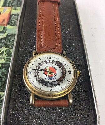 Lionel Legendary Trains Collectible Train Watch Movement TRAIN MOVES!