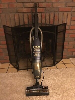 Hoover Quick Broom With Power Nozzle  Model S2610