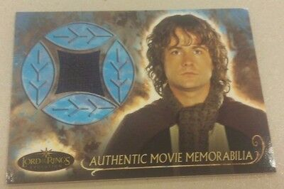 2006 Lord Of The Rings Evolution Memorabilia Pippin's Travel Cloak, Billy Boyd
