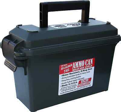 MTM Ammo Can 30 Caliber Military Style AC30T-11 (Green)