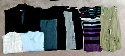 Maternity Clothing Bundle - Perfect as Work Clothing OR Going out Gear (9 items)