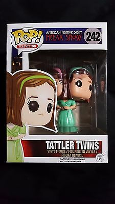 Funko Pop! Tattler Twins *Vaulted* American Horror Story