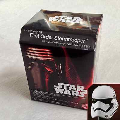 Star Wars The Force Awakens Helmet Replica Collection: Stormtrooper • From Japan