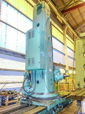 Horizontal drilling/milling machine