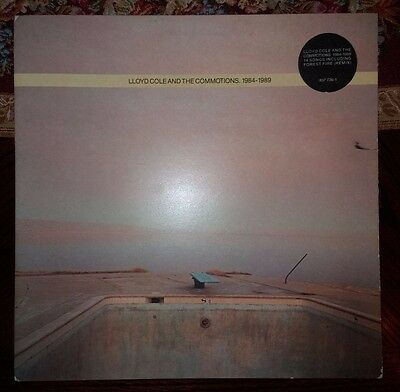 Lloyd Cole And The Commotions 1984-1989 Vinyl