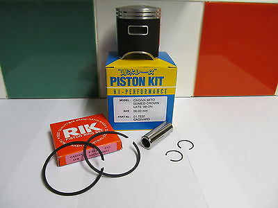 Cagiva Mito/planet Piston Kit Inc Small End Bearing. Twin Ring