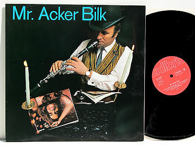 Mr. Acker Bilk & Paramount Jazz Band -1967 Ex Libris LP mint-