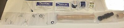 Lamiglas Fly Rod Building kit, Guides, Cork, Reel seat, Thread and Finish, New