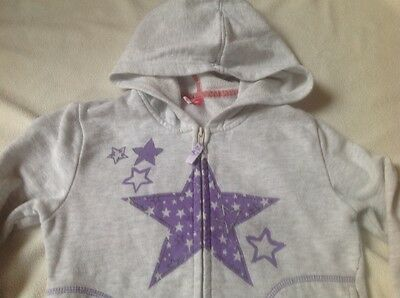 girls hoodie size 116 cm
