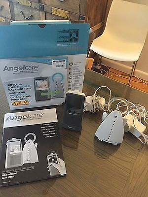 Baby Video & Sound Monitor Angelcare AC1120