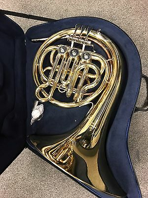 John Packer French Horn The Hornblower 161 Used Once Comes With Mouthpiece& Case