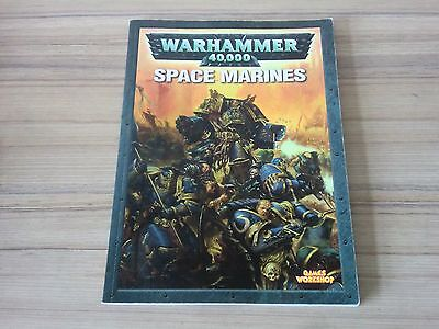 Codex Space Marines - Warhammer 40k