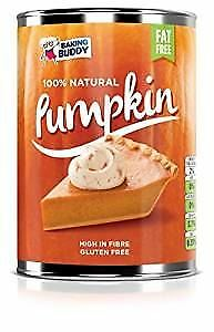 Baking Buddy 100% Natural Pumpkin Pie Filling 425g - American Import