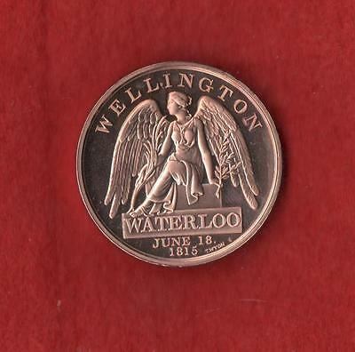 Waterloo Bronze Medal